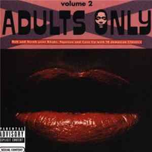 Various - Adults Only Volume 2 Album