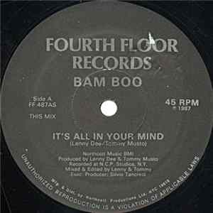 Bam Boo - It's All In Your Mind Album