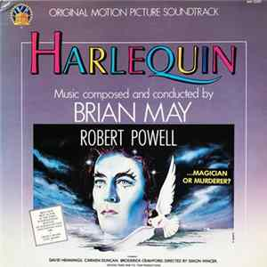 Brian May - Harlequin (Original Motion Picture Soundtrack) Album