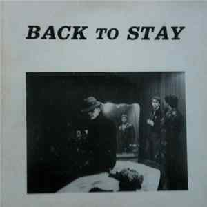 Back To Stay - New Generation Album