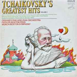 Tchaikovsky - Tchaikovsky's Greatest Hits Volume 1 Album